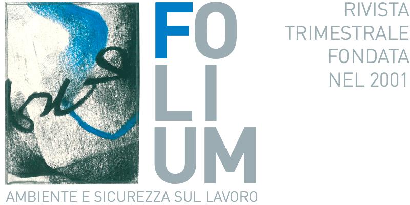 Folium - Ambiente e sicurezza sul lavoro